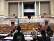 Visit at the Greek Parliament